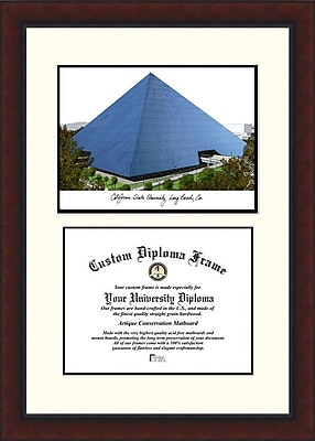 Campus Images NCAA Cal State Long Beach Legacy Scholar Diploma Picture Frame