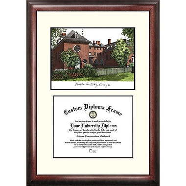 Campus Images NCAA College of William and Mary Scholar Diploma Picture Frame