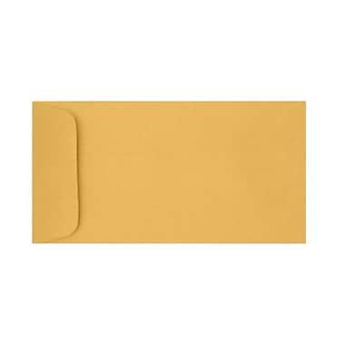 LUX Open End Envelopes, 28 lb., 6