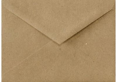 LUX Lee BAR Envelopes (5 1/4 x 7 1/4) 1000/Box, Grocery Bag (LEEBAR-GB-1M)
