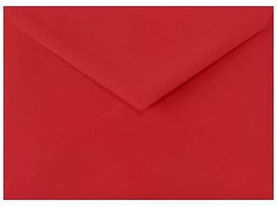 LUX 8 1/2 x 14 Paper 50/Box, Holiday Red (81214P60T1550)