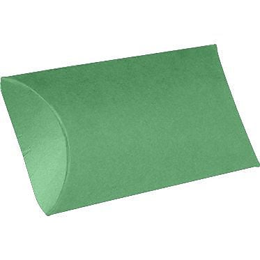 LUX Small Pillow Boxes (2 x 3/4 x 3) 500/Box, Holiday Green (LUX-SPB-L17-500)