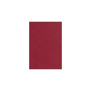 LUX 11 x 17 Cardstock 500/Box, Garnet (1117-C-26-500)