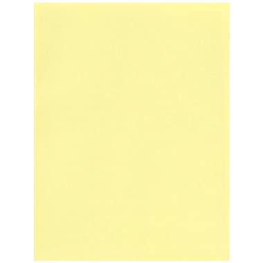 LUX 11 x 17 Cardstock 500/Box, Lemonade (1117-C-15-500)