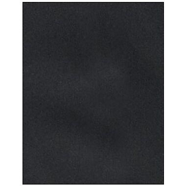 LUX 11 x 17 Cardstock 250/Box, Midnight Black (1117-C-B-250)