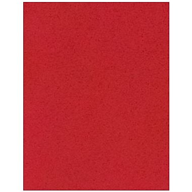 LUX 11 x 17 Cardstock 250/Box, Ruby Red (1117-C-18-250)