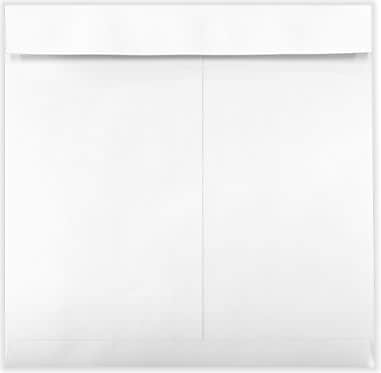 LUX 13 x 13 Square 1000/Box) 1000/Box, 28lb. White (WS-5222-1M)