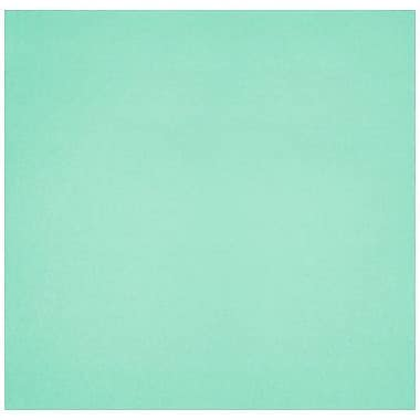 LUX A7 Drop-In Envelope Liners (6 15/16 x 6 5/8) 50/Box, Lagoon Metallic (LINER-M50-50)