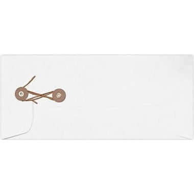 LUX #10 Button and String Envelopes, 28lb., 4.13