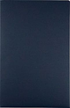 LUX 9 1/2 x 14 1/2 Presentation Folders 1000/Box, Dark Blue Linen (LEPF-DBLI-1M)