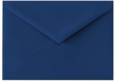 LUX 5 1/2 BAR Envelopes (4 3/8 x 5 3/4) 250/Box, Ruby Red (LUX512BAR18250)