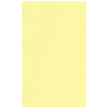 LUX 8 1/2 x 14 Paper 50/Box, Lemonade (81214-P-15-50)