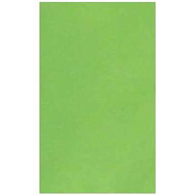 LUX 8 1/2 x 14 Paper 50/Box, Limelight (81214-P-101-50)