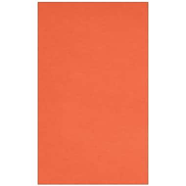 LUX 8 1/2 x 14 Paper 250/Box, Mandarin (81214-P-11-250)
