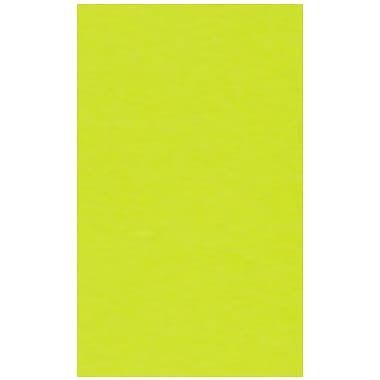 LUX 8 1/2 x 14 Paper 500/Box, Wasabi (81214-P-L22-500)