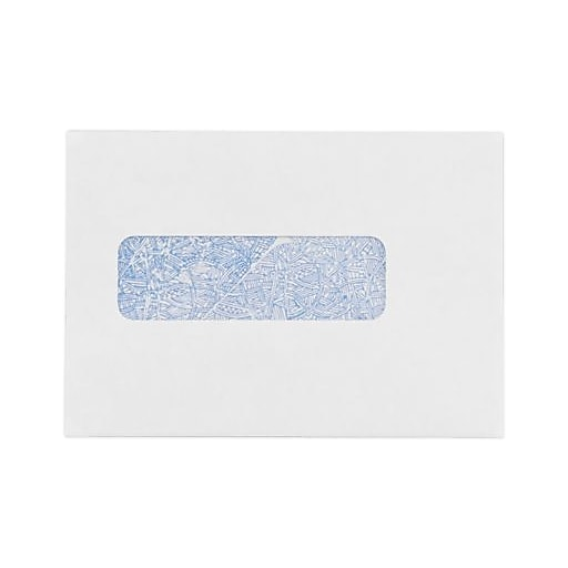 lux professional statement window envelopes 4 1 2 x 6 1 2 50 box