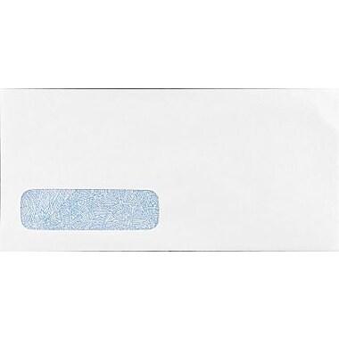 LUX W-2 / 1099 Form Envelopes #3 (3 15/16 x 8 1/4) 250/Box, 24lb. White w/ Sec Tint (WS-7484-250)