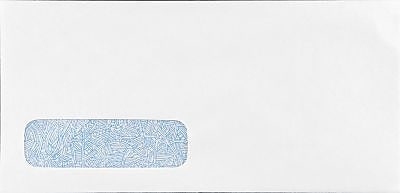 LUX W-2 / 1099 Form Envelopes #3 (3 15/16 x 8 1/4) 250/Box, 24lb. White w/ Sec Tint (WS-7484-250)