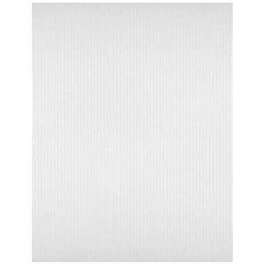 LUX 11 x 17 Paper 50/Box, White Groove (1117-P-WGV-50)