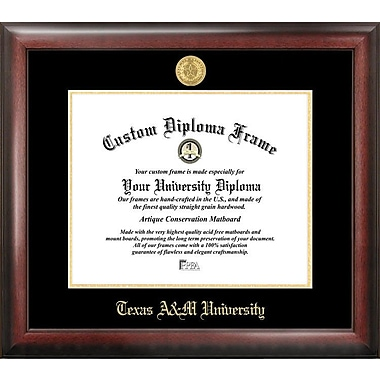 Campus Images NCAA Texas A&M University Diploma Picture Frame