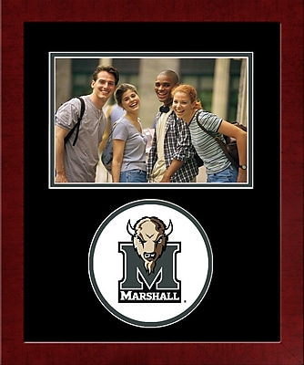 Campus Images NCAA Marshall Thundering Herd Spirit Picture Frame