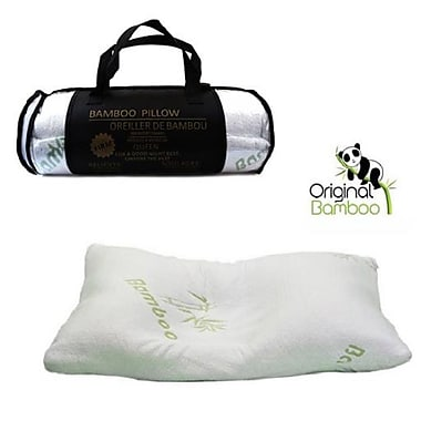 Original Bamboo – Oreiller, grand lit (PILLOWBAMBOO)