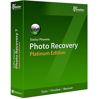 Stellar Phoenix Photo Recovery Platinum for Mac (1 User) [Download]