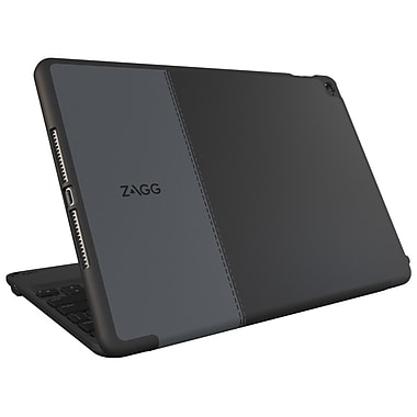 ZAGG Folio Backlit Keyboard & Case, Leather Texture , (IM4ZFK-BB0)