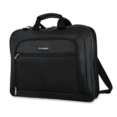 Kensington SureCheck Simply Portable 45 Classic Notebook Case, Black, (62568)
