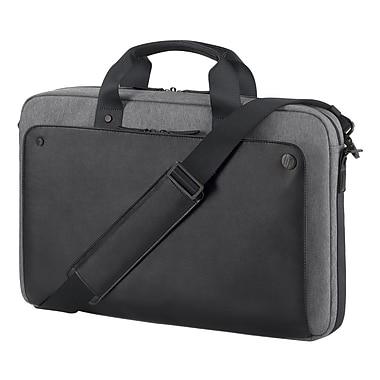 HP 15 Executive Black Slim Top Load, Black, (P6N20AA)