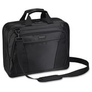 Targus CityLite Notebook Case, Nylon & Polyester, Black, (TBT053US)
