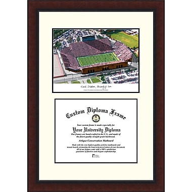 Campus Images NCAA Lowa University Legacy Scholar Diploma Picture Frame
