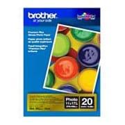 Brother - Papier Photo, 11 po x 17 po, glacé, photo, (BP71GLGR)