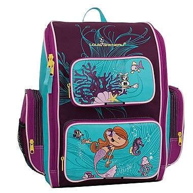 Louis Garneau Children Sports Backpack, Assorted, Mermaid