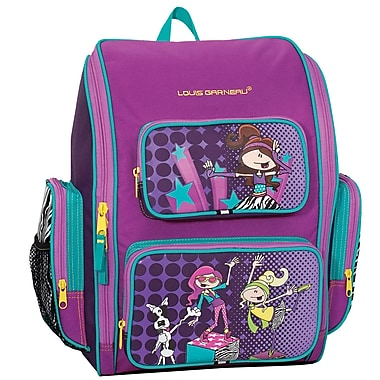 Louis Garneau Children Sports Backpack, Assorted, Dance