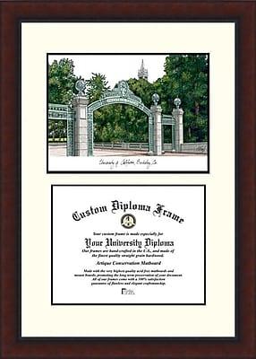 Campus Images NCAA California University, Berkeley Legacy Scholar Diploma Picture Frame
