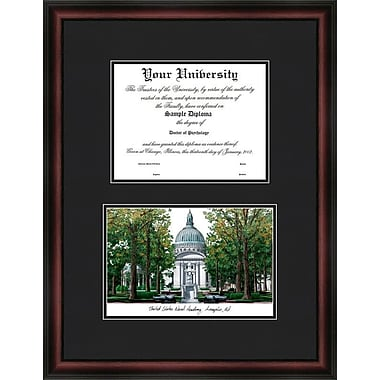 Campus Images NCAA United States Naval Academy Diplomate Diploma Picture Frame