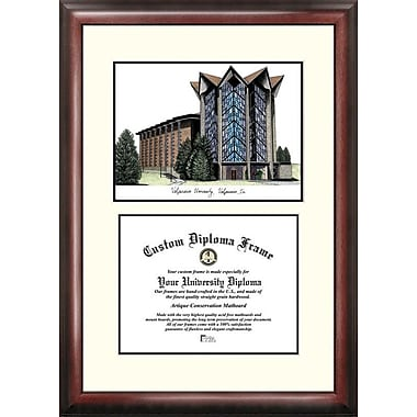 Campus Images NCAA Valparaiso University Scholar Diploma Picture Frame