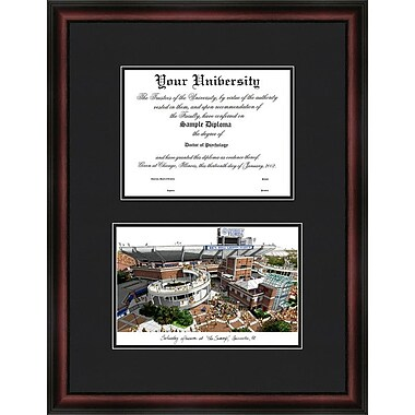 Campus Images NCAA Florida University, The Swamp Diplomate Picture Frame