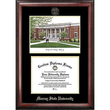 Campus Images NCAA Murray State University Diploma Picture Frame