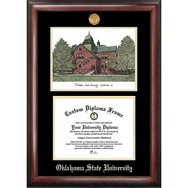 Campus Images NCAA Oklahoma State Cowboys Spirit Graduate Picture Frame