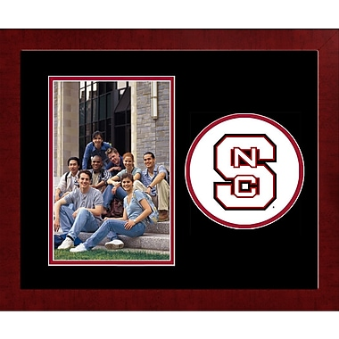 Campus Images NCAA North California State Wolfpack Spirit Picture Frame