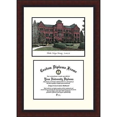 Campus Images NCAA University of Nevada Legacy Scholar Diploma Picture Frame