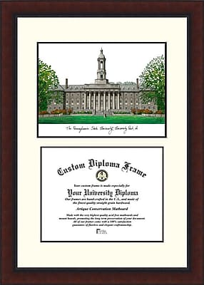 Campus Images NCAA Penn State University Legacy Scholar Diploma Picture Frame