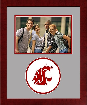 Campus Images NCAA Washington State Cougars Spirit Photo Picture Frame