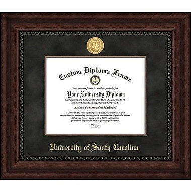 Campus Images NCAA University of South Carolina Executive Diploma Picture Frame