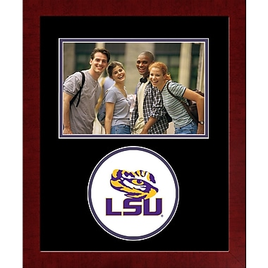 Campus Images NCAA Louisiana State University Picture Framed
