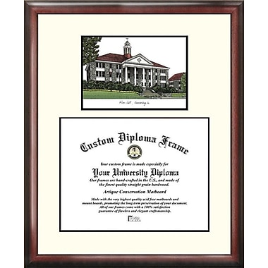 Campus Images NCAA James Madison University Scholar Diploma Picture Frame