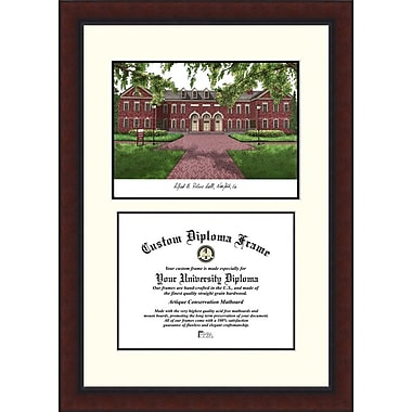 Campus Images NCAA Old Dominion Legacy Scholar Diploma Picture Frame