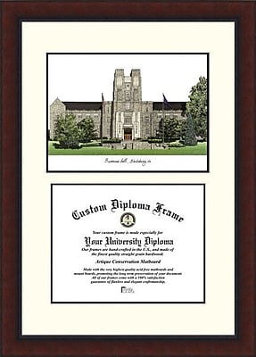 Campus Images NCAA Virginia Tech Legacy Scholar Diploma Picture Frame